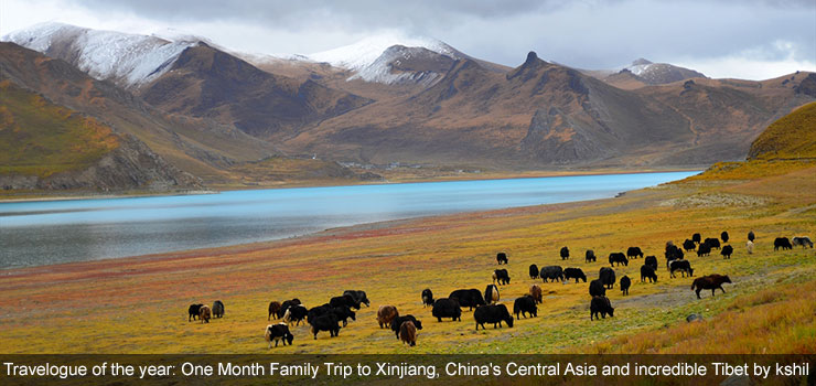 Travelogue of the year: One Month Family Trip to Xinjiang, China