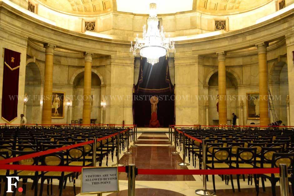 Short Trip Inside Rashtrapati Bhavan President Palace