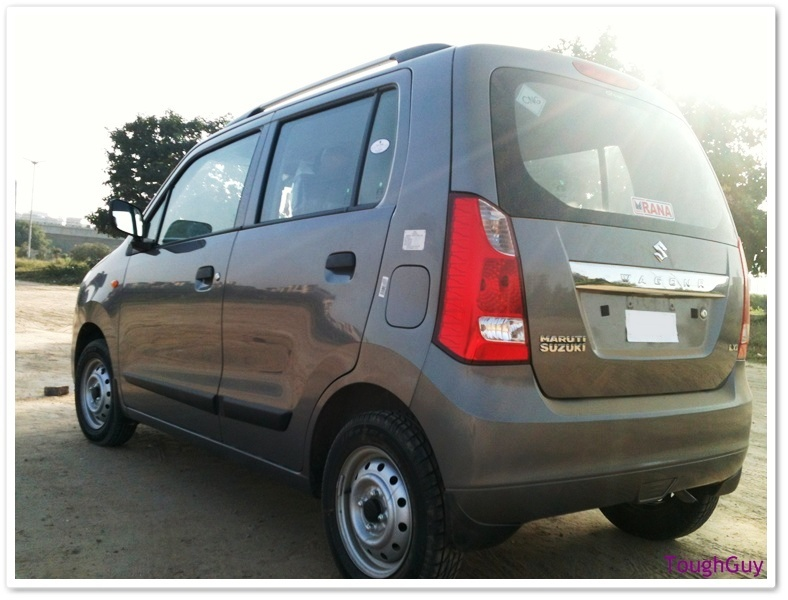 Ownership review: Maruti Suzuki WagonR CNG Lxi-2012   India Travel