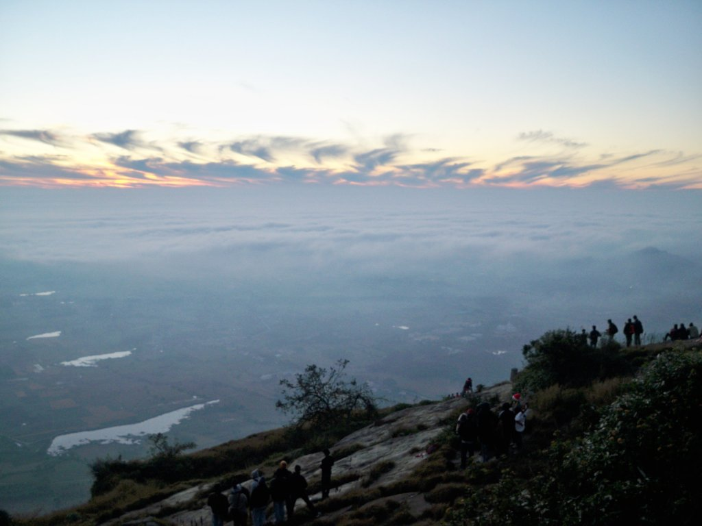 Skandagiri Day Trek