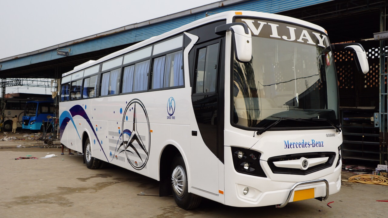 Mercedes Benz Bus | Page 9 | India Travel Forum, BCMTouring