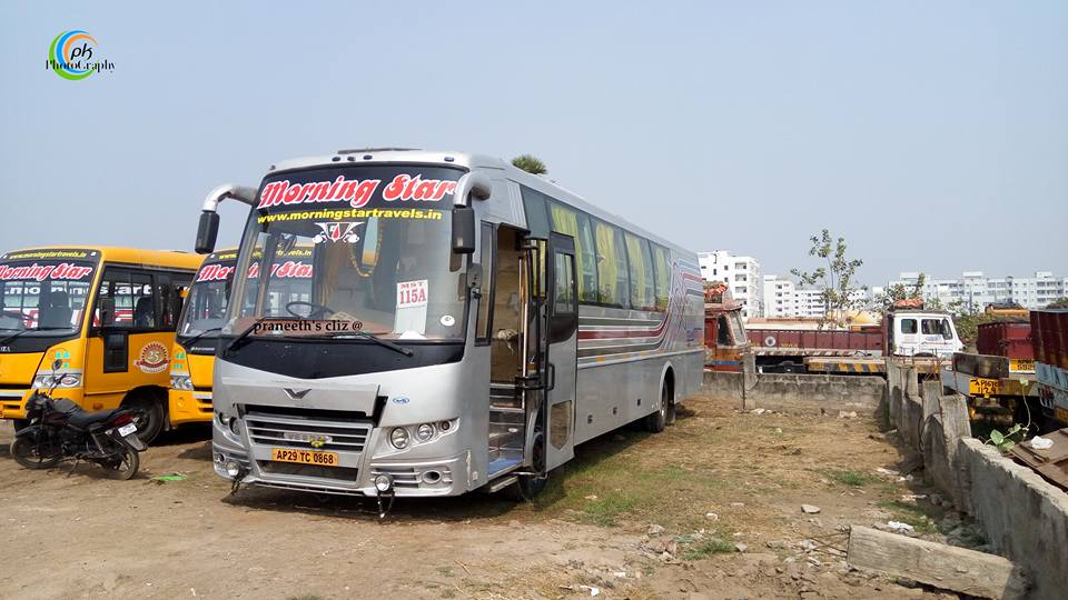 Volvo B9r Page 3618 India Travel Forum Bcmtouring