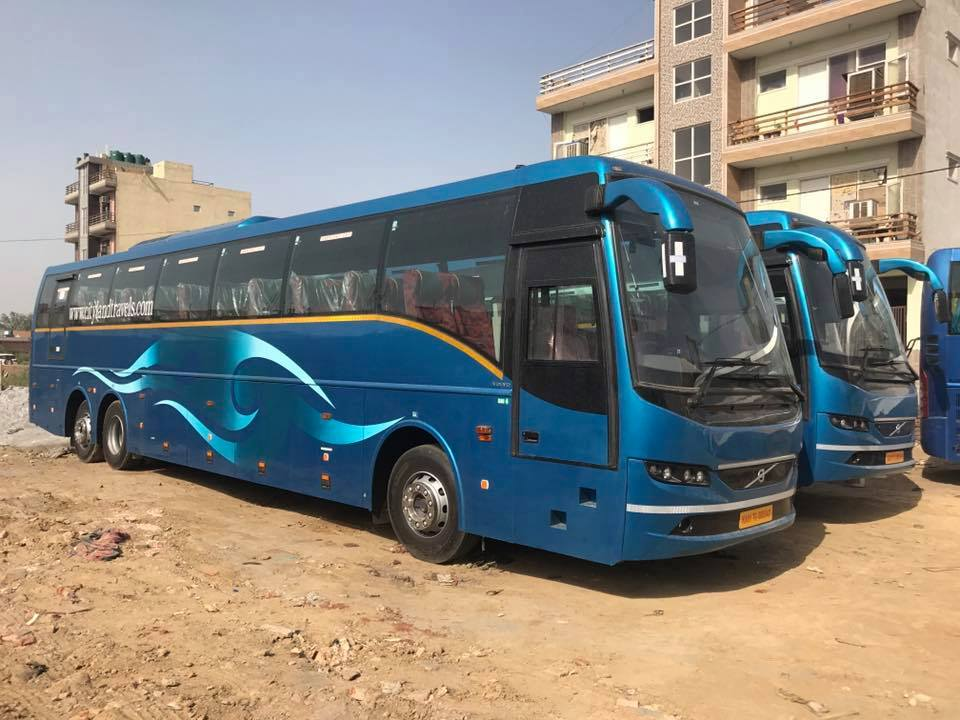 Volvo B11R Experiences India | Page 18 | India Travel Forum, BCMTouring