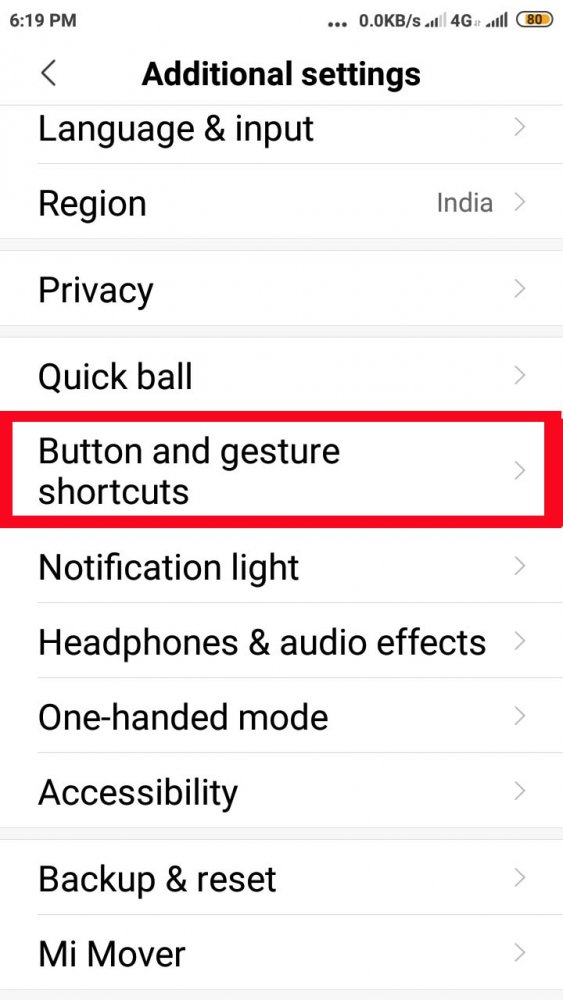 2 Button and Gesture Shortcuts Redmi3s.jpg