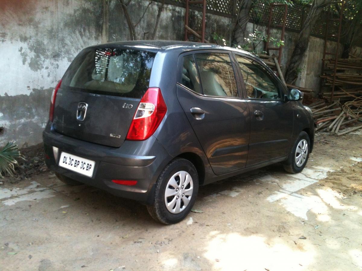 Hyundai i10 12 Magna Ownership Review 2011  Page 6  India