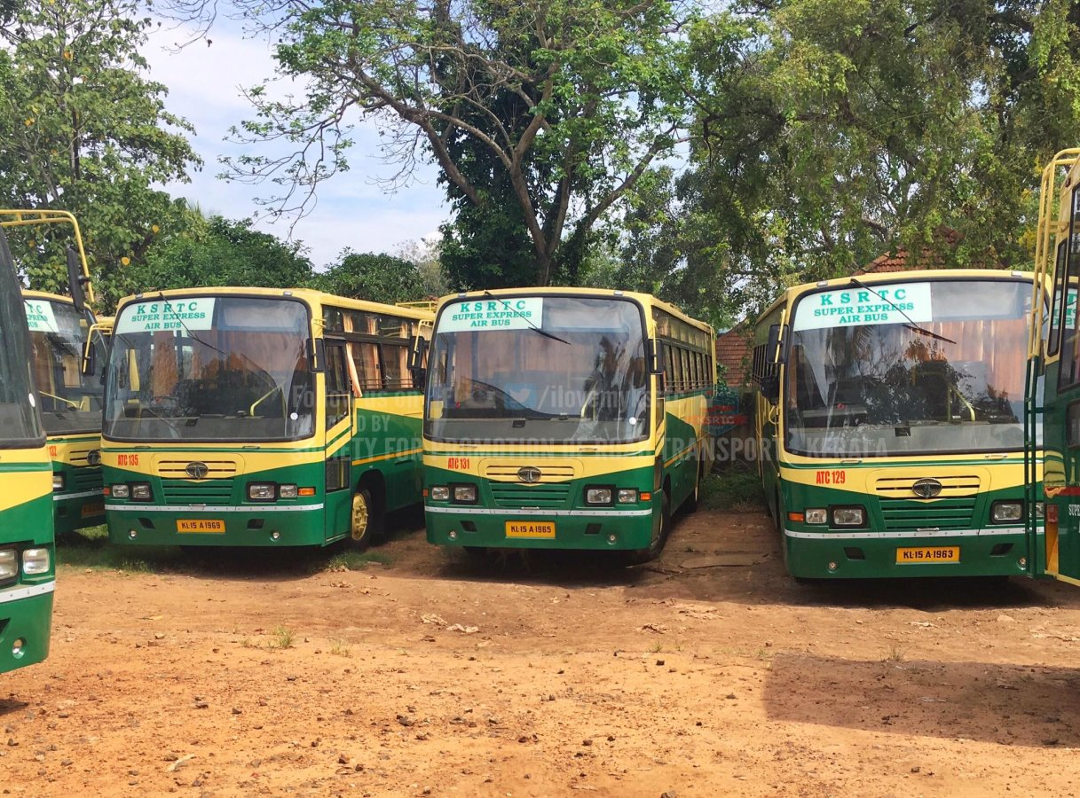 Ksrtc Sleeper Buses From Ernakulam To Bangalore Mercedes