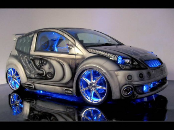 My Modded Swift with Body Kits and Bumpers   Page 8   India Travel