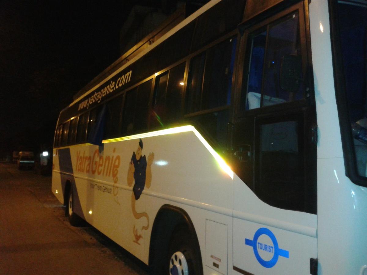 Ashok Leyland and Tata Intercity Buses   Page 55   India Travel