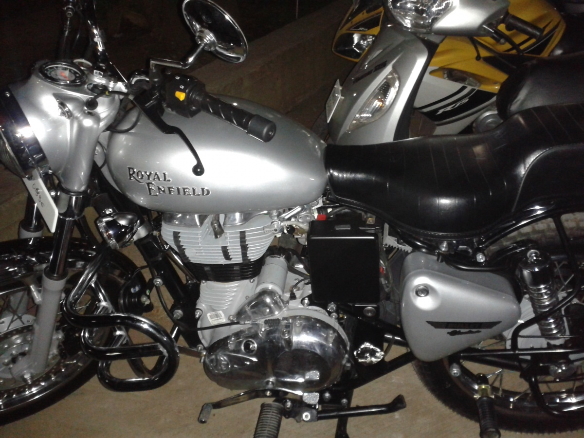 Royal Enfield Electra 350 Twinspark Owners Review Page 103