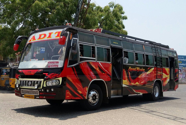 Ashok Leyland And Tata Intercity Buses Page 176 India