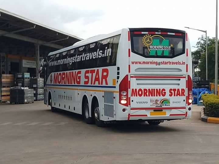 Volvo B9r Page 3825 India Travel Forum Bcmtouring