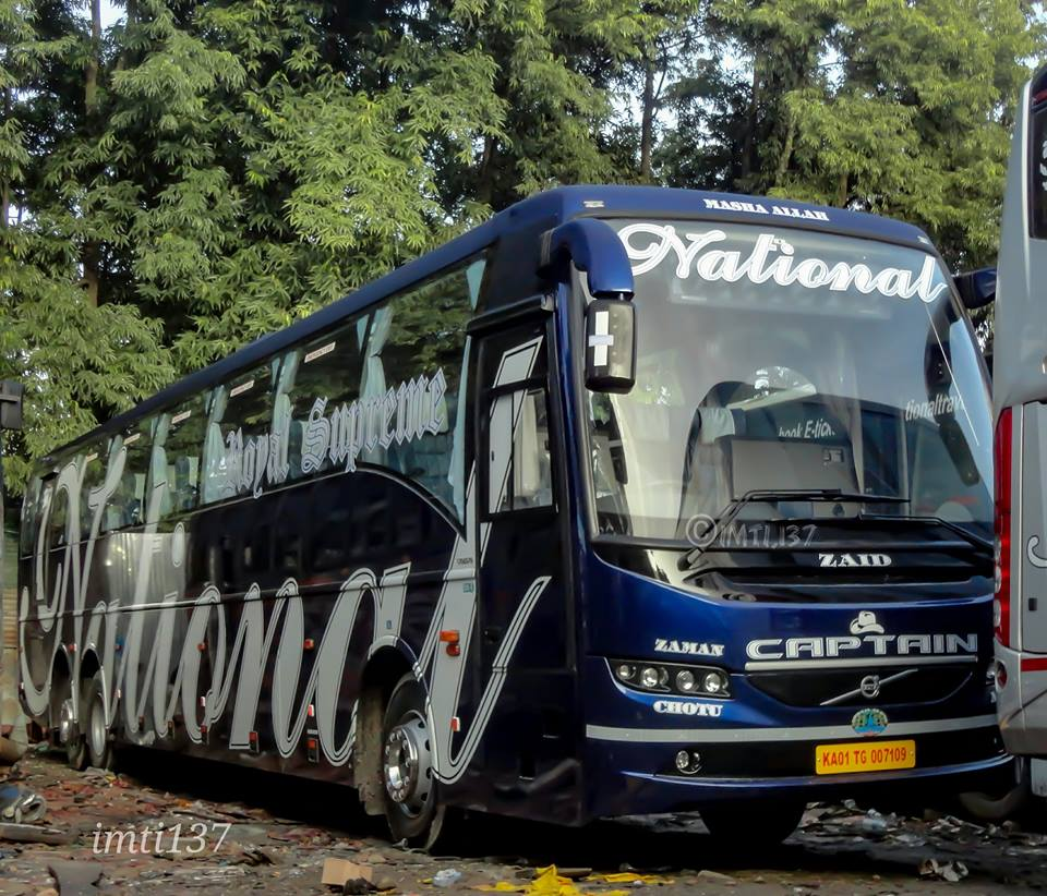 Volvo B9r Page 3867 India Travel Forum Bcmtouring