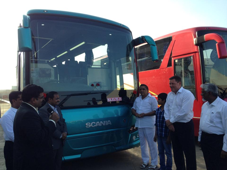 Scania Buses India - Reviews and Experiences | Page 9 | India Travel Forum, BCMTouring