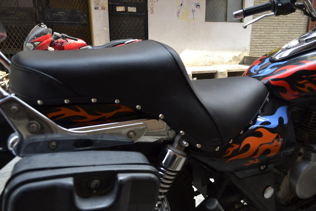 Bajaj Avenger Seat Modified India Travel Forum Bcmtouring