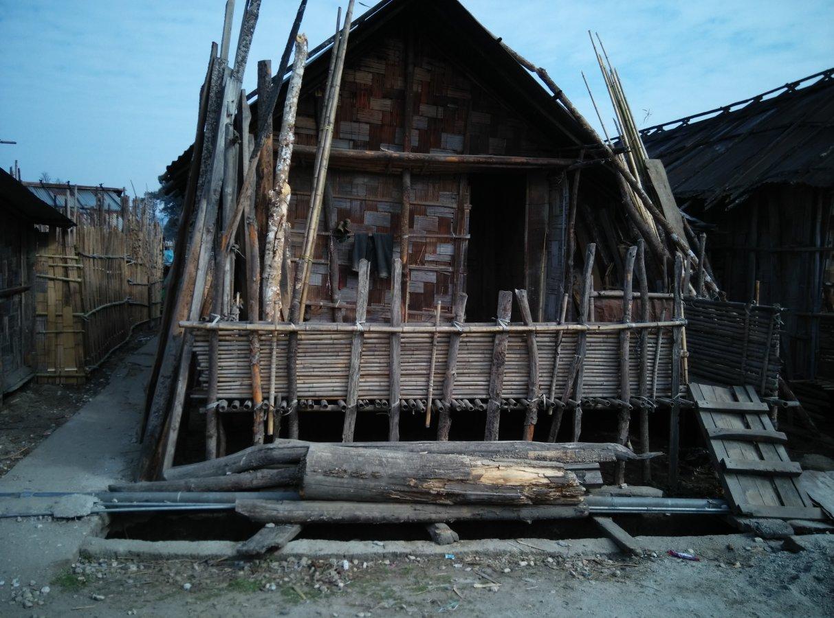 A typical Apatani house.jpg