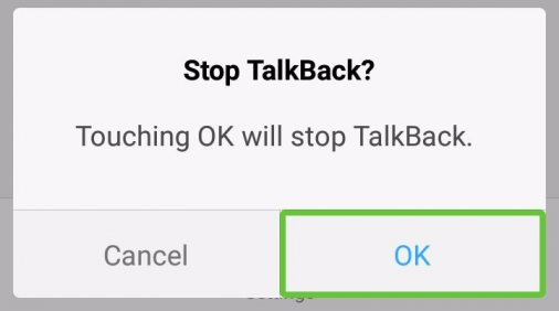 additional settings dialogue to off talk back.png