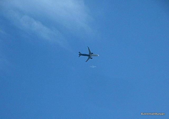 Aircrafts VT-GOO & HZ-AQZ.JPG