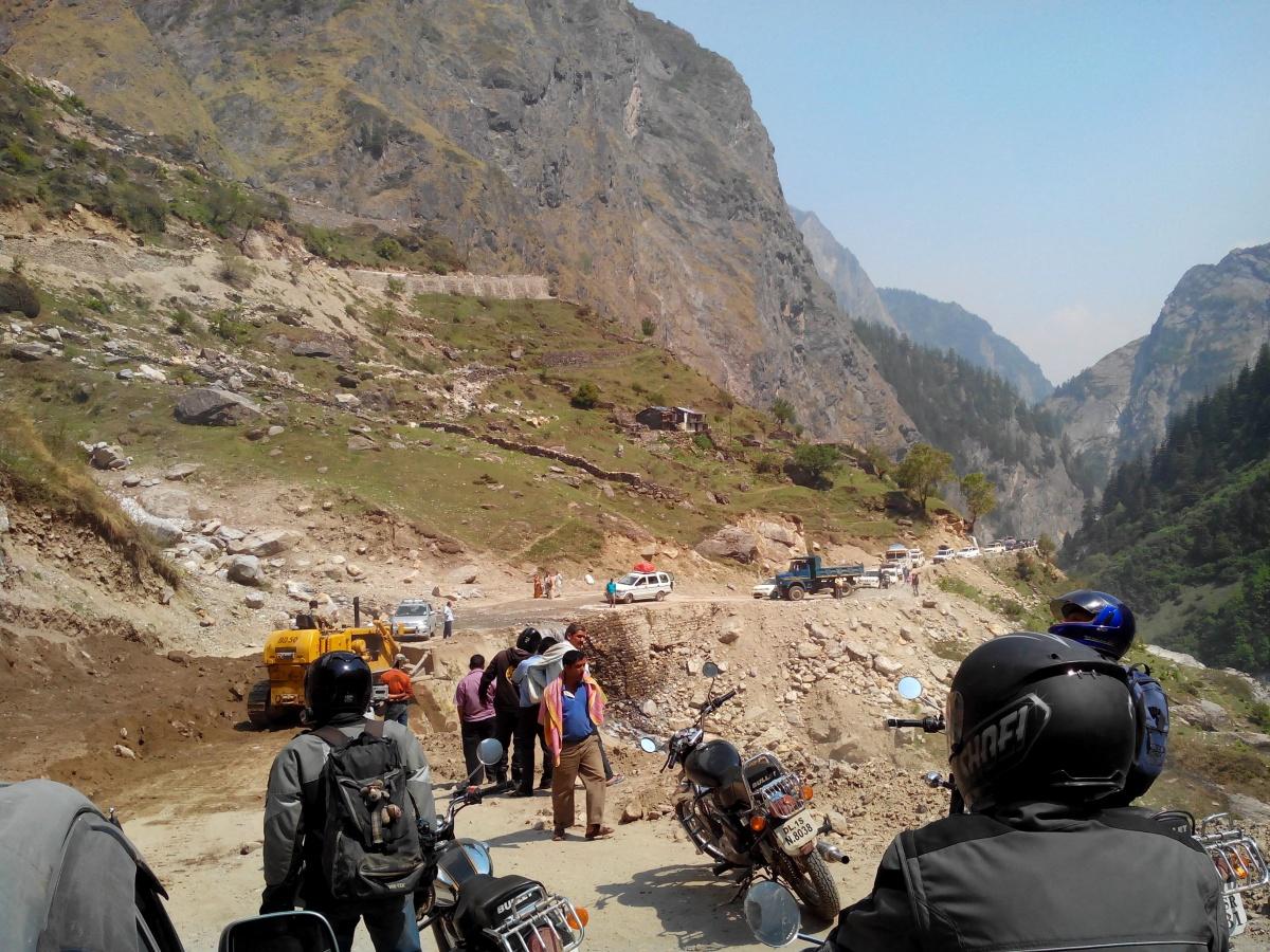 Badrinath to Auli Landslide.jpg
