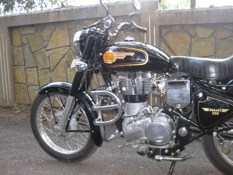 Royal Enfield Bullet 350 Uce Aka Standard Uce Review India Travel