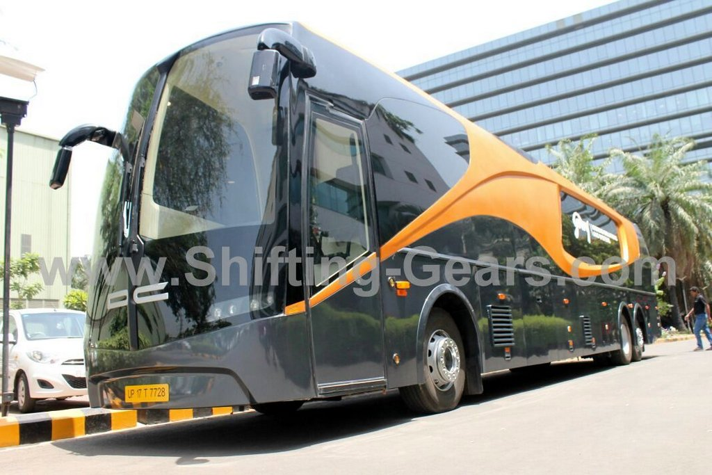 Volvo B9r Page 3103 India Travel Forum Bcmtouring