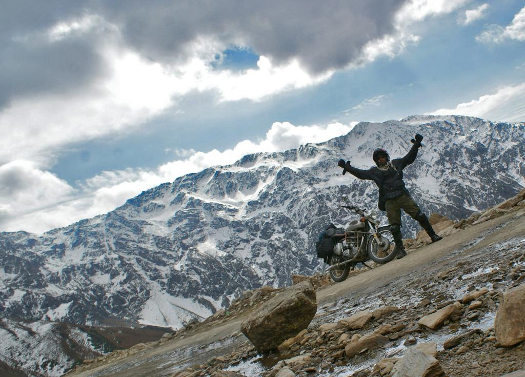 The Mighty Sach Pass Pangi Valley Chamba On Royal