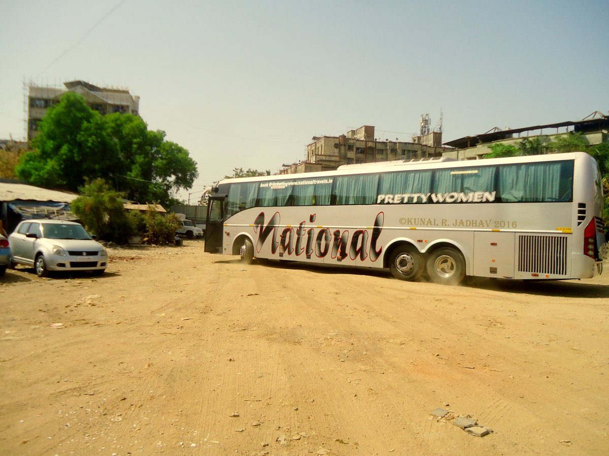 Volvo B9r Page 3389 India Travel Forum Bcmtouring