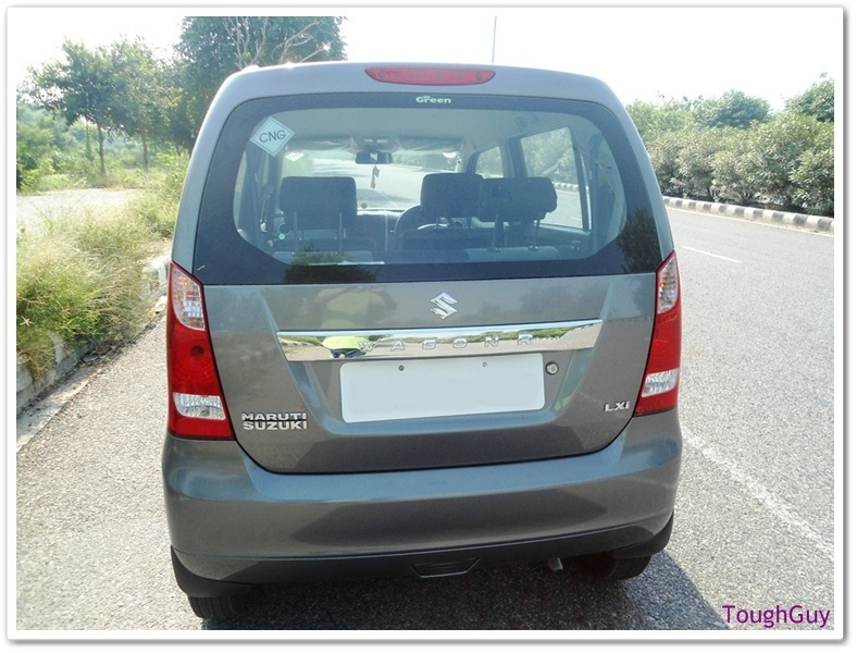 Ownership review: Maruti Suzuki WagonR CNG Lxi-2012 | India Travel