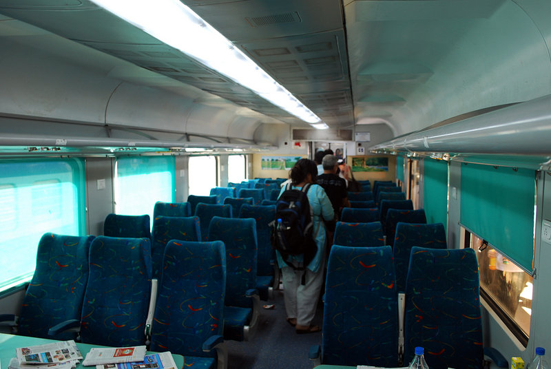 The Del Hi Cious Fusion A Rail Log India Travel Forum