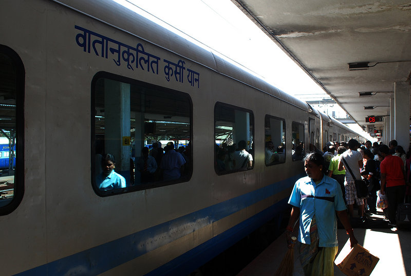 travel indian railway trains from chennai central bangalore city junction