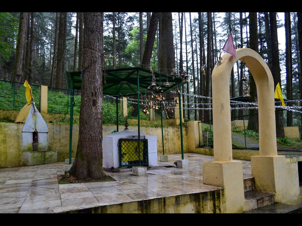 Image result for nagdev temple pauri garhwal