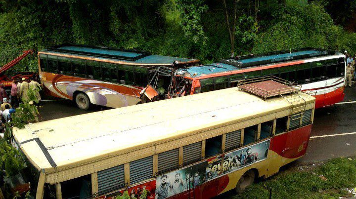 Ashok Leyland and Tata Intercity Buses | Page 133 | India