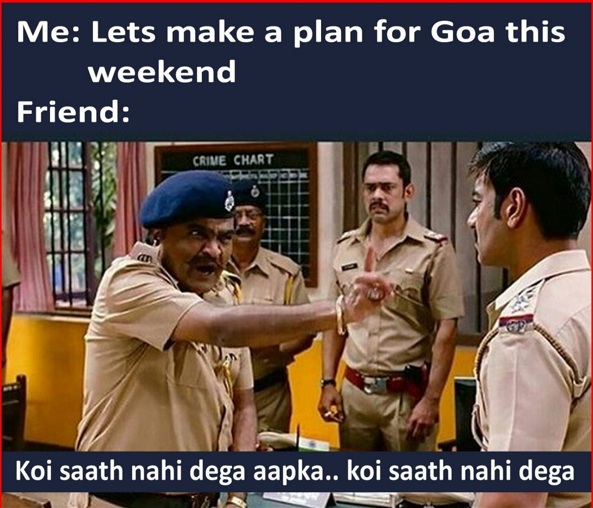 Goa - Koi saath nahi dega.jpg