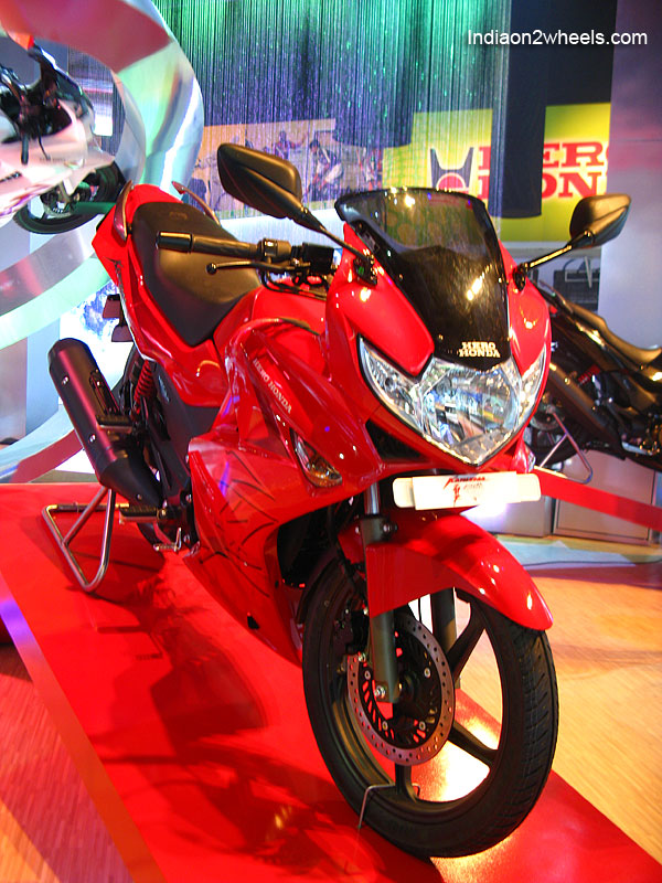 Hero Honda at Auto Expo 2010 | India Travel Forum, BCMTouring