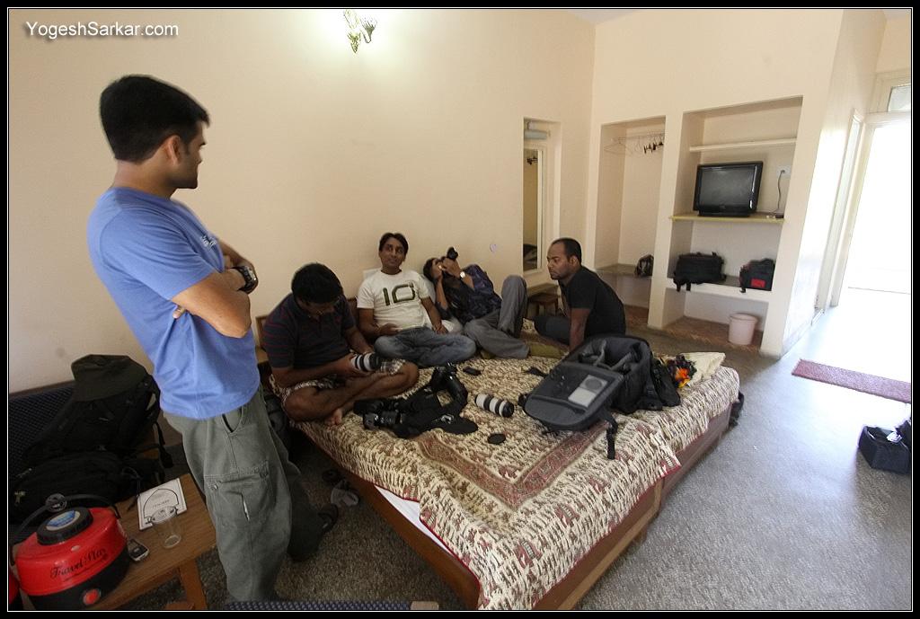 Hotel Sarovar Pushkar Room Jpg