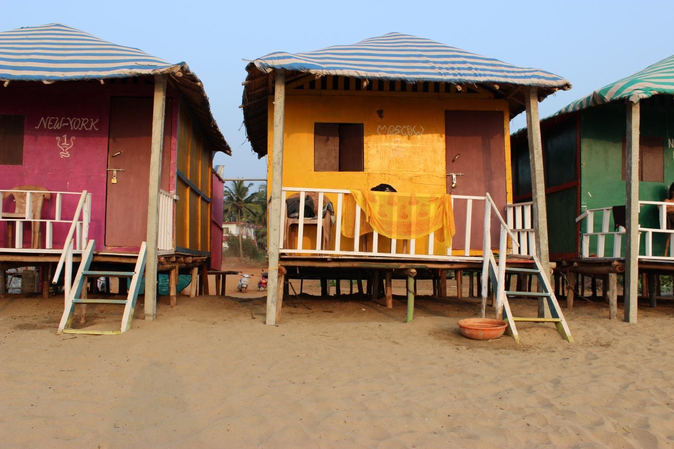 Setting The Beginning Of 2013 2 Day Break To Goa