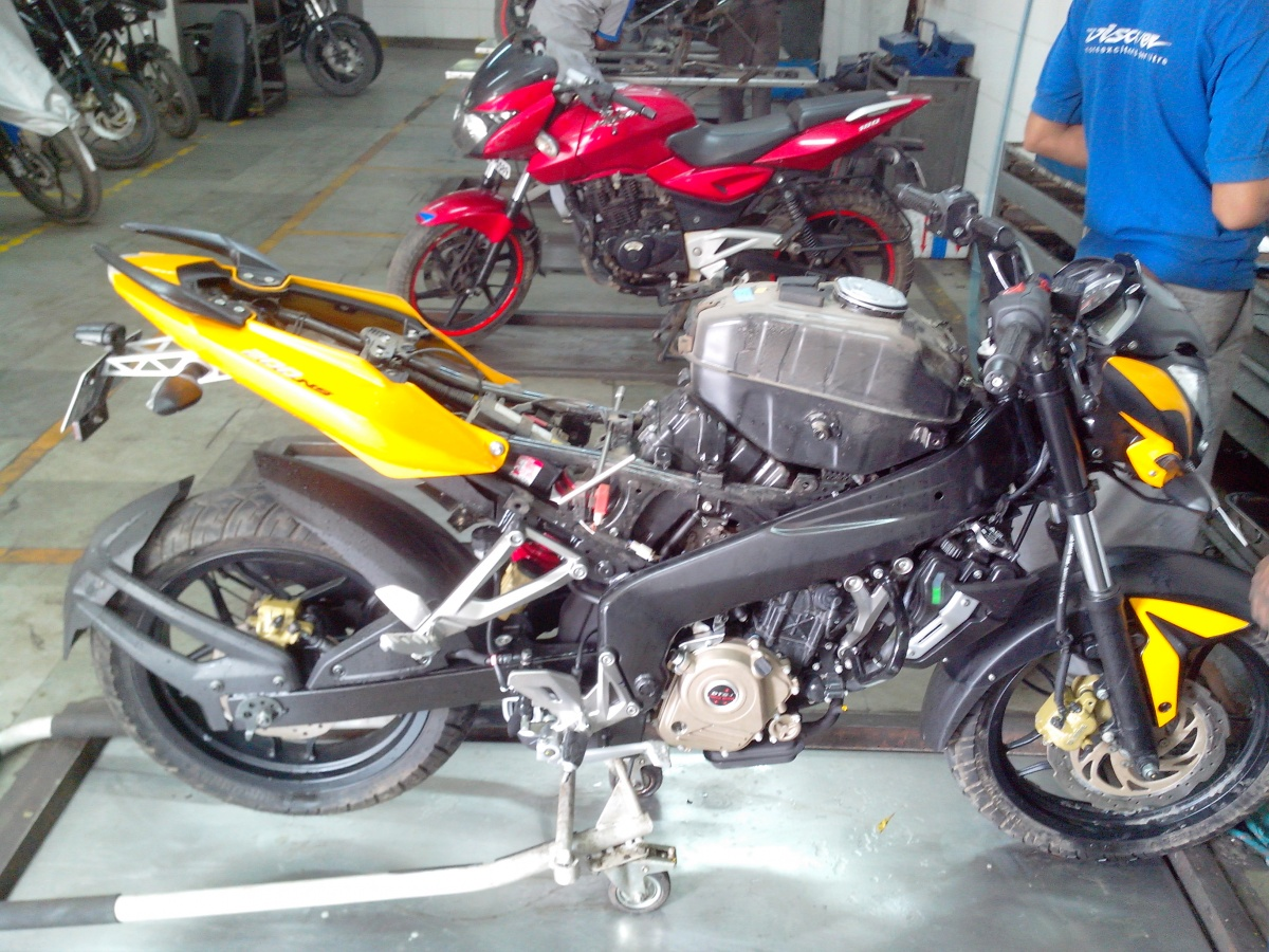 Pulsar 200 NS Ownership Thread Page 10 India Travel Forum