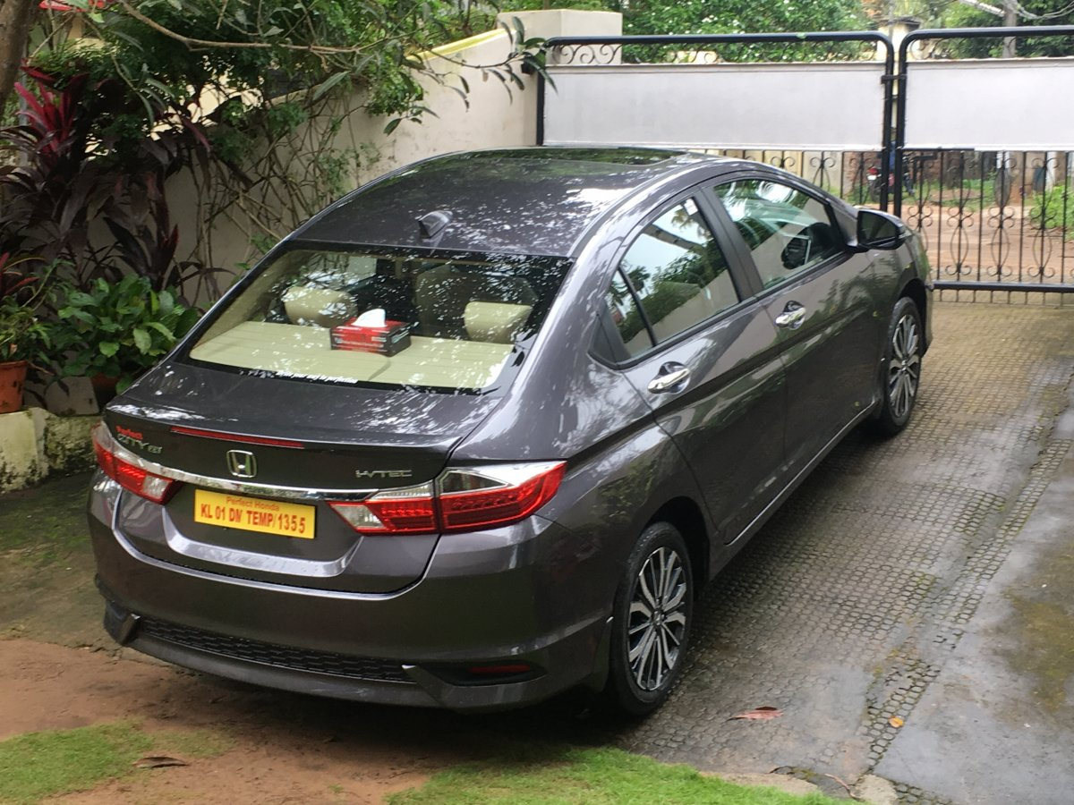 Honda City Zx Cvt 2017 Modified Ownership India Travel Forum