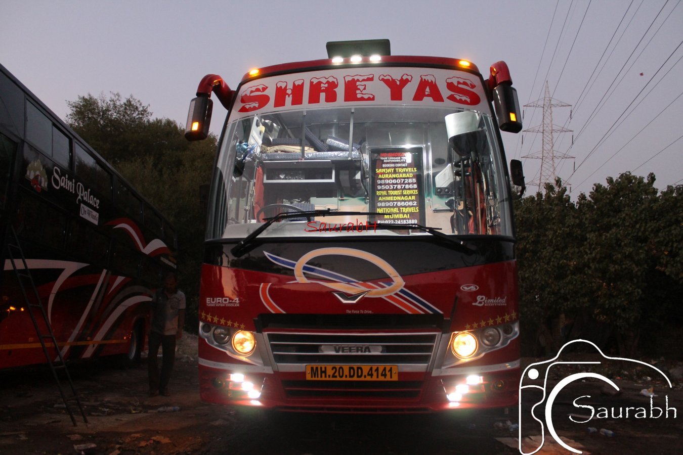Volvo B9r Page 3323 India Travel Forum Bcmtouring