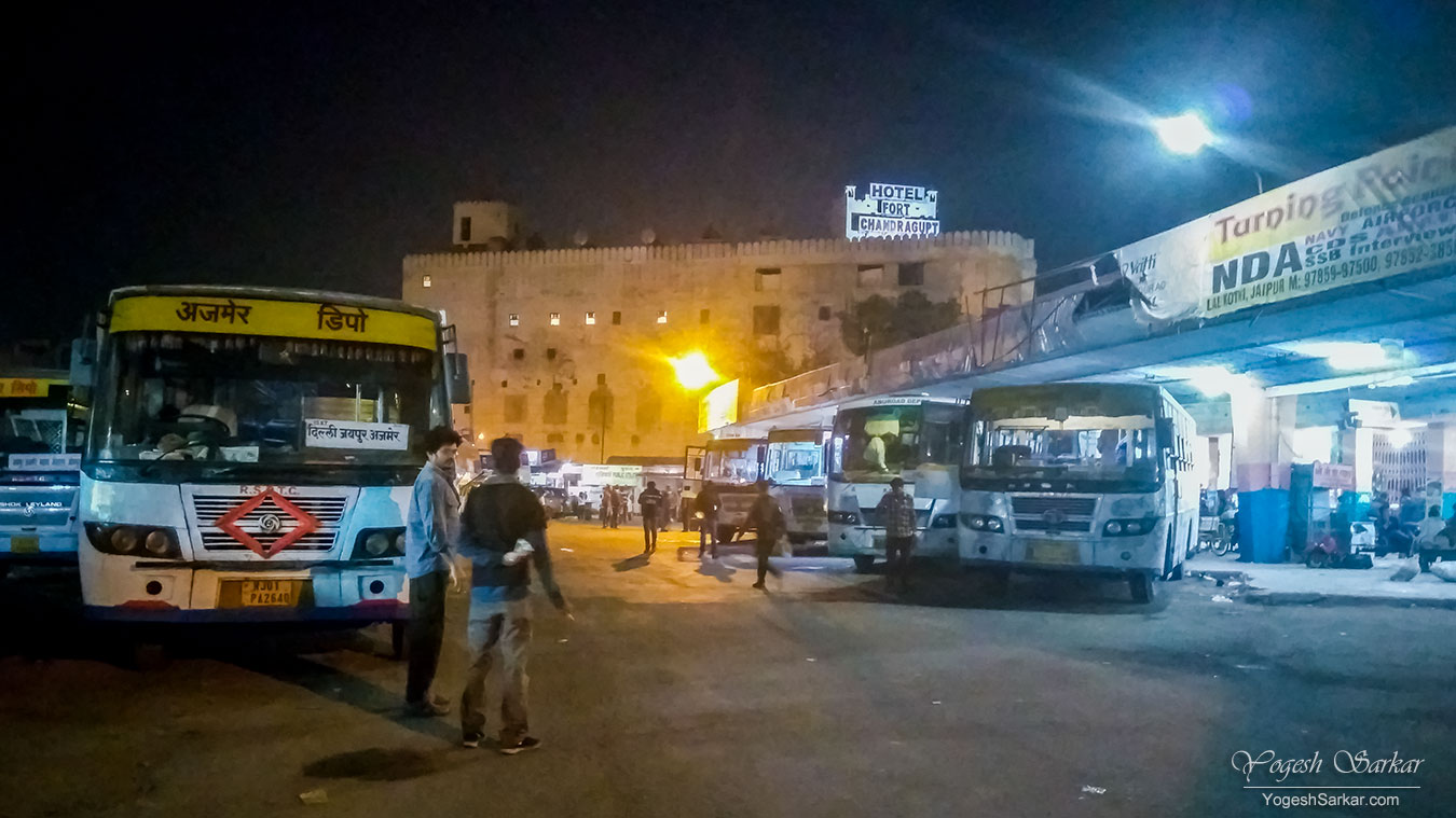 Post Demonetization Trip To Pushkar Fair India Travel