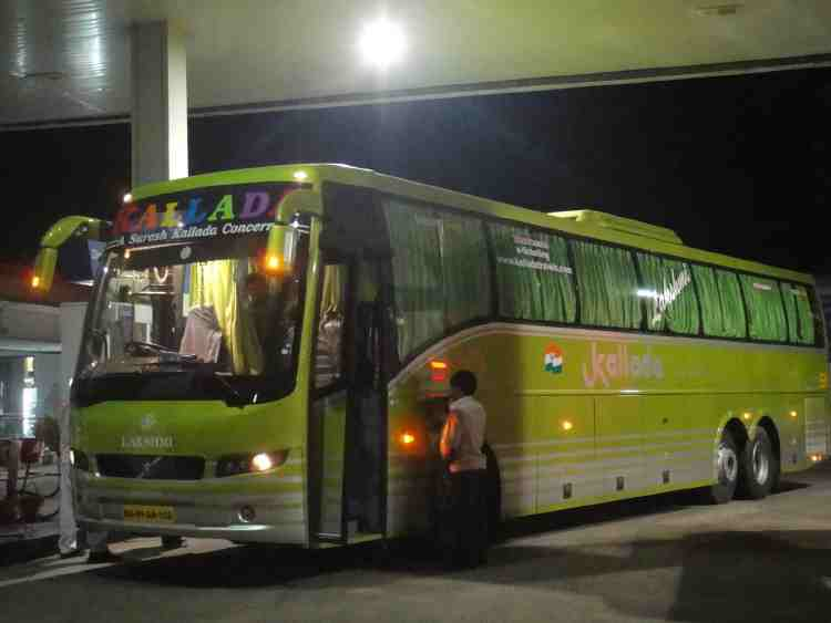 Volvo B9R | Page 15 | India Travel Forum, BCMTouring