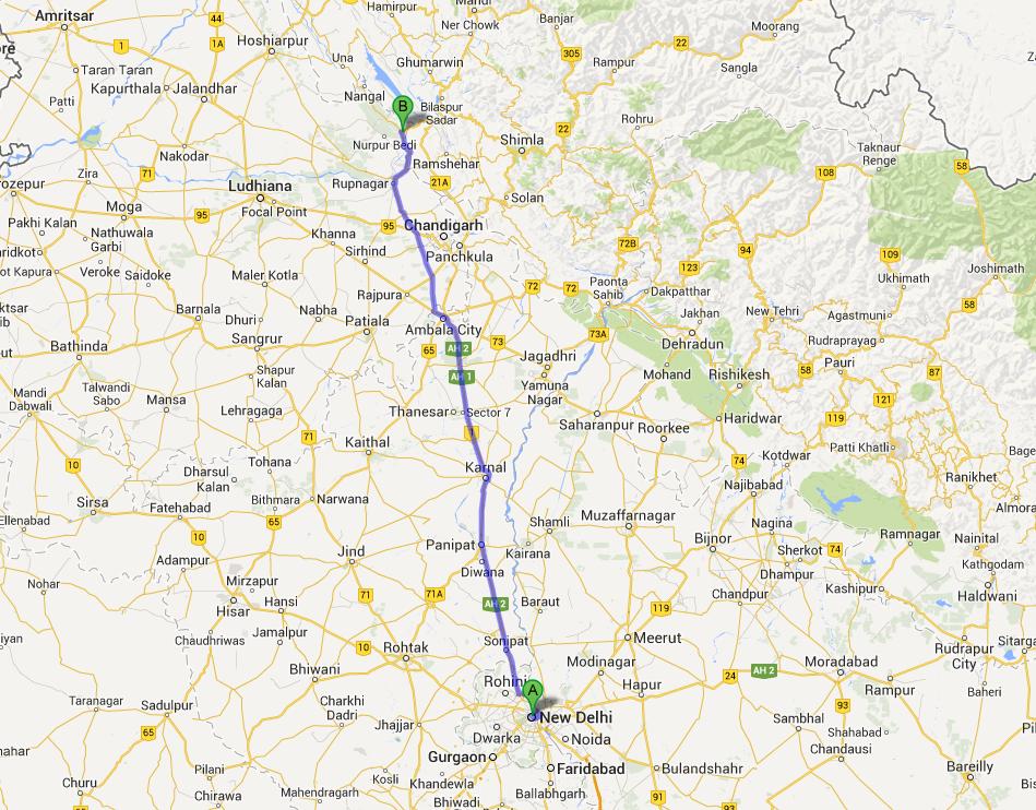 Kiratpur Sahib map.png