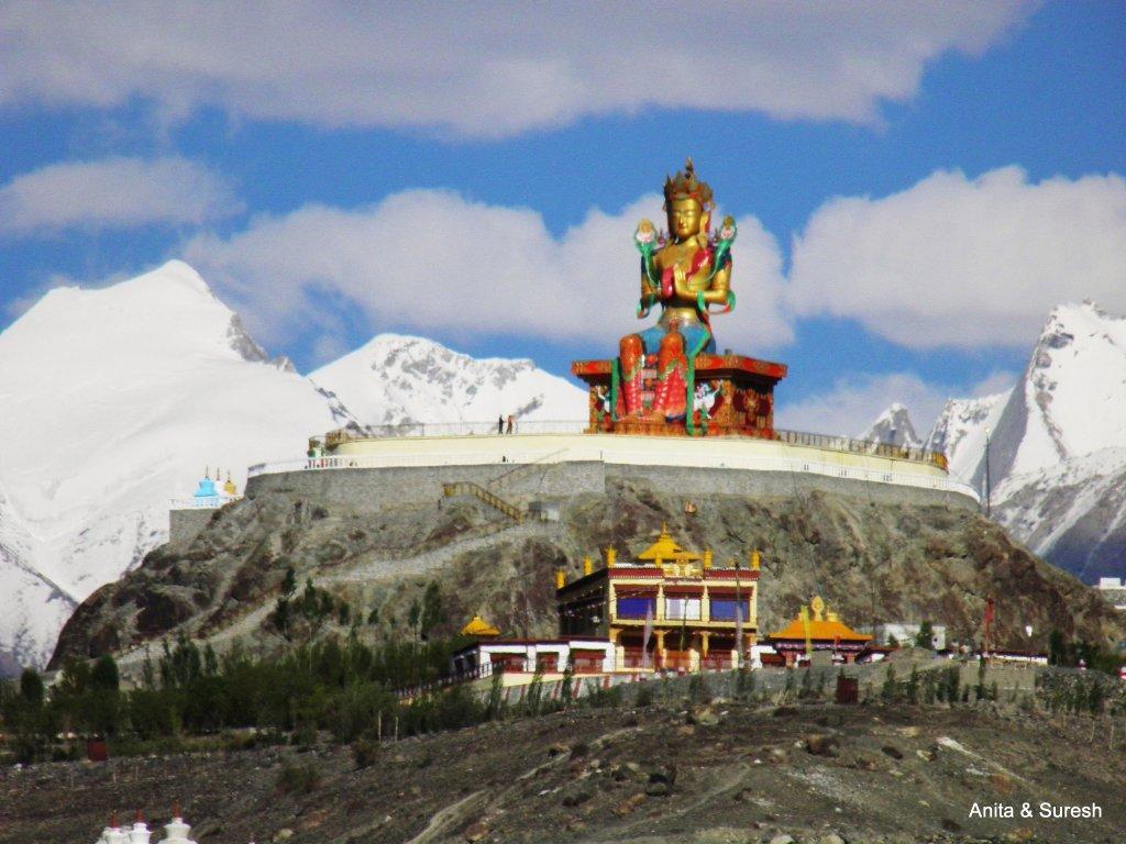 Maitreya at Diskit.jpg