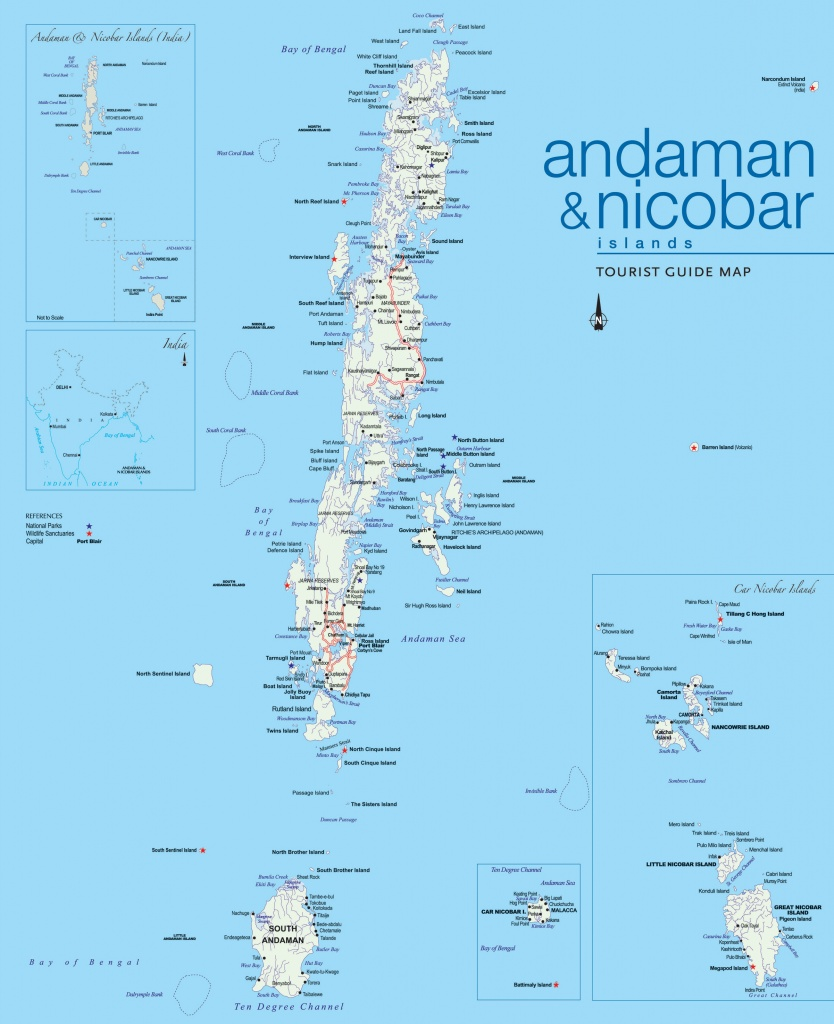 how to get to andaman islands