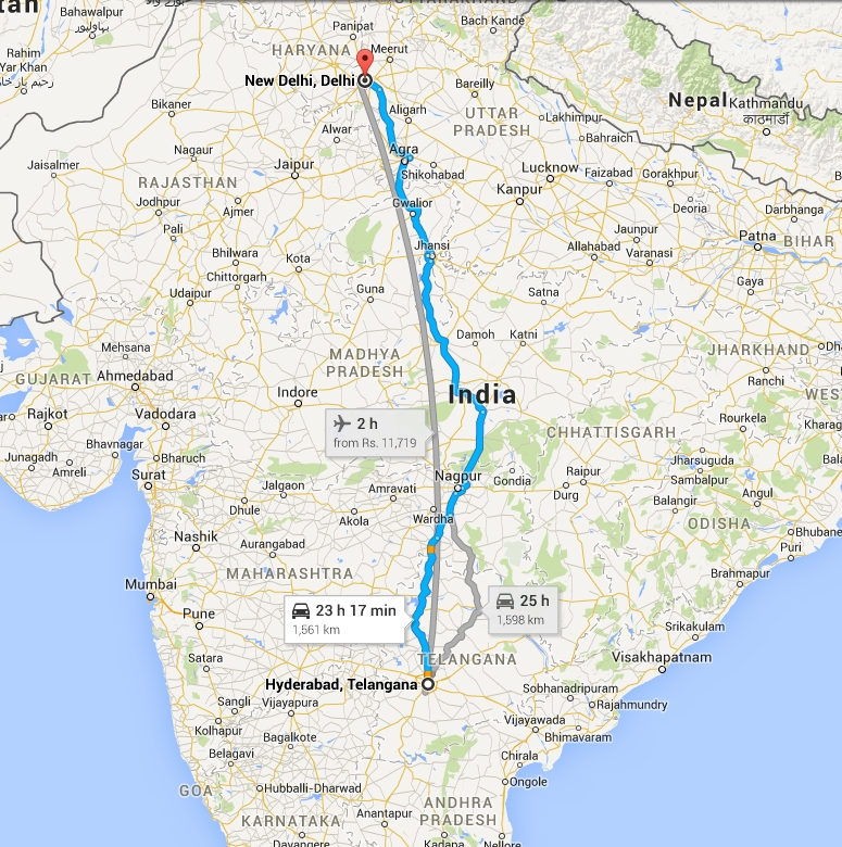 Map hyd to delhi.jpg