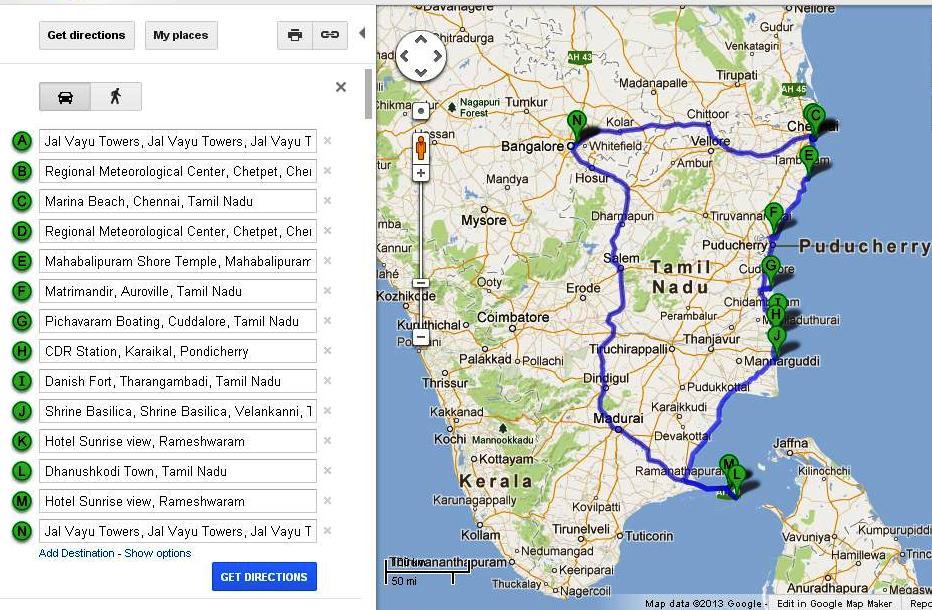 cruise on east coast road ecr india travel forum bcmtouring