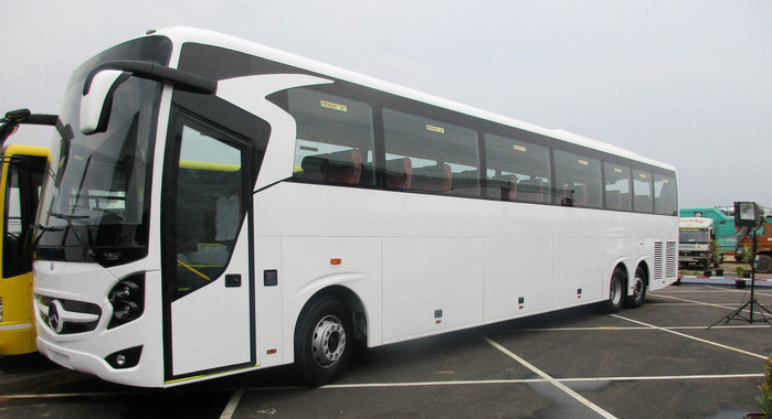 Volvo B9r Page 3165 India Travel Forum Bcmtouring