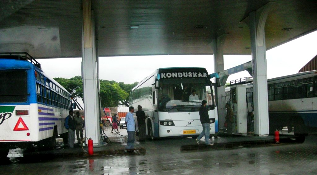 Bangalore To Mumbai Bus Travel Time