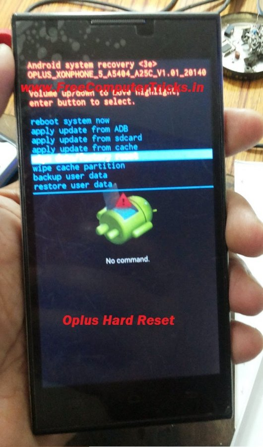 Oplus Xonphone 5 Hard Reset and Pattern Unlock Solution.jpg
