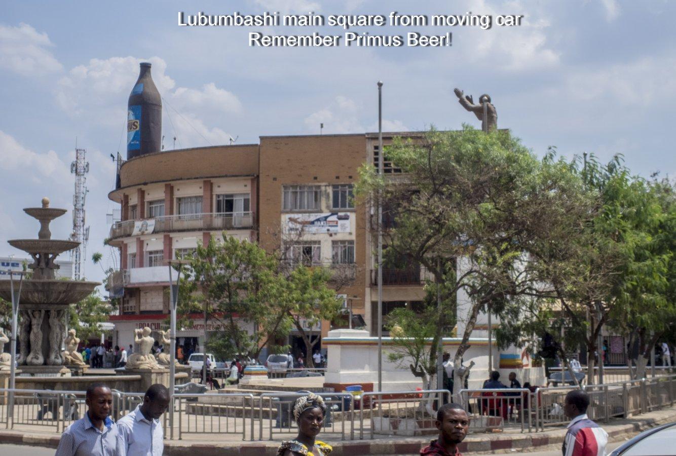 Lubumbashi City