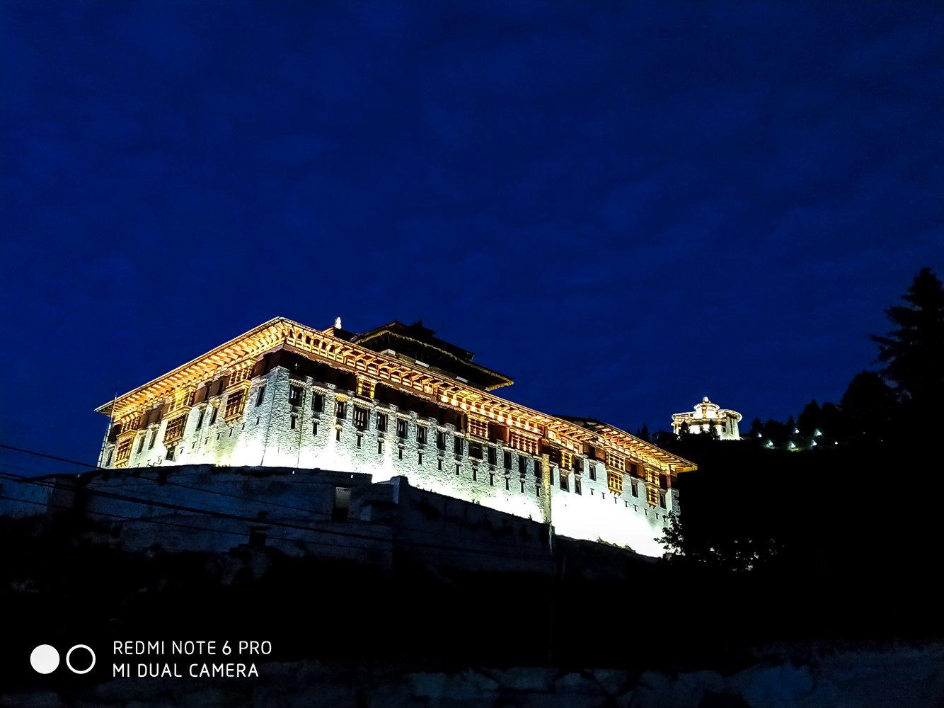 Paro Dzong at night.jpg